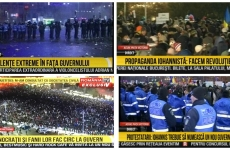 TV proteste colaj