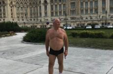 lider ALDE dezbrăcat