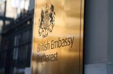 ambasada Marii Britanii București