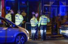 politie britanica