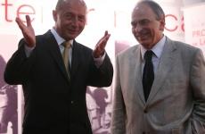 Traian Băsescu Gabriel Liiceanu