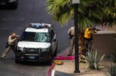 poliție Las Vegas