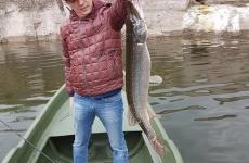 Sorin Grindeanu pescuit