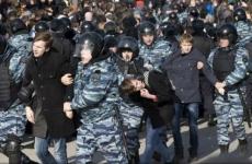 proteste Rusia, Moscova