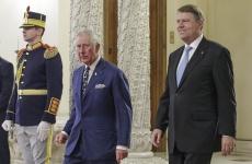 Inquam Prințul Charles Klaus Iohannis