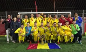 România minifotbal