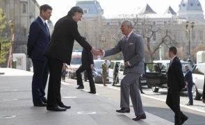 Prințul Charles Ion Caramitru TNB