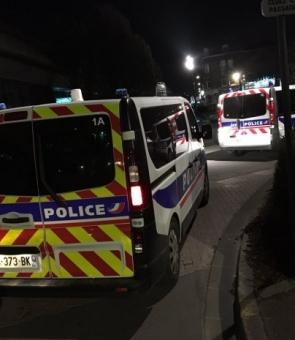 atac armat Franța, poliție