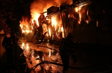 incendiu Afumati 2