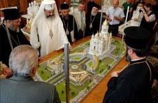 Patriarh Catedrala Neamului machetă