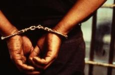 arestat, cătușe, reținut