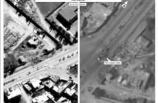 bază siriană distrusă SUA