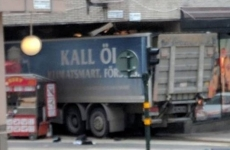 camion stockholm