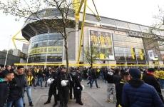 atentat Borussia