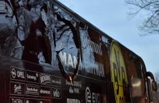 explozie Borussia Dotrmund autocar