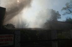 incendiu Grozăvești