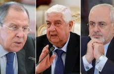 rusia, siria, iran