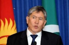 Almazbek Atambaiev