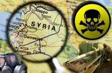 siria/arme chimice
