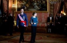 Regele Felipe si Letizia