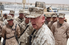 Jim Mattis in afganistan