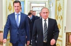 Putin si Bashar