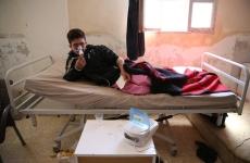 atac chimic, siria