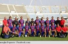 Gică Popescu Barcelona Old Boys