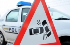 poliție accident