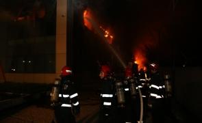 incendiu Afumati 5