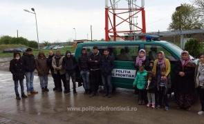migranți frontieră Serbia