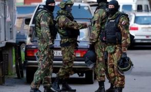 politie rusia