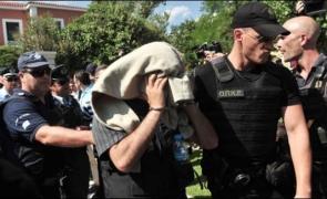 turcia, arest