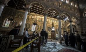 biserica copta, egipt