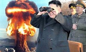 Kim Jong-Un, nuke test