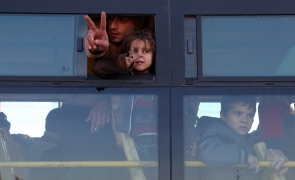 siria, evacuari