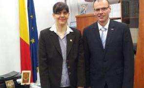 Laura Codruta Kovesi ambasador Slovenia