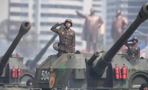coreea de nord, armata