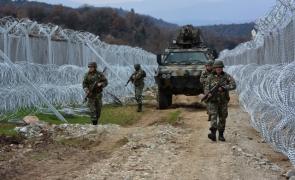 ungaria-serbia, gard