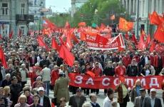 mars moscova 1 mai