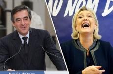 Le Pen si Fillon