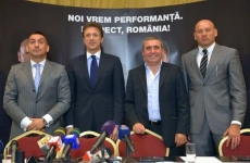 Hagi, Stelea, Popescu, Ilie Dumitrescu