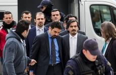 generali turci, azil in grecia