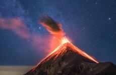 vulcan Guatemala foc