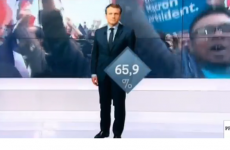 captura Macron