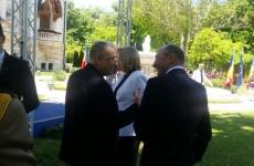 Traian Basescu Ion Iliescu