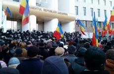 protest chisinau