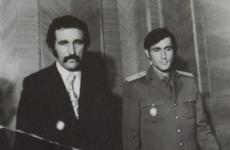 Ion Țiriac Ilie Năstase tineri