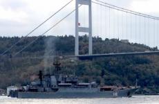 marina rusa, bosfor