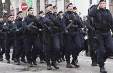 marș jandarmi